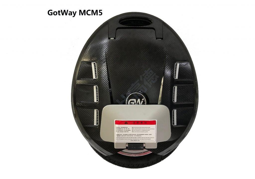 3 NUEVA GOTWAY MCM 5 3