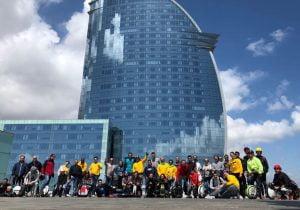 Movilidad electrica en Barcelona 1