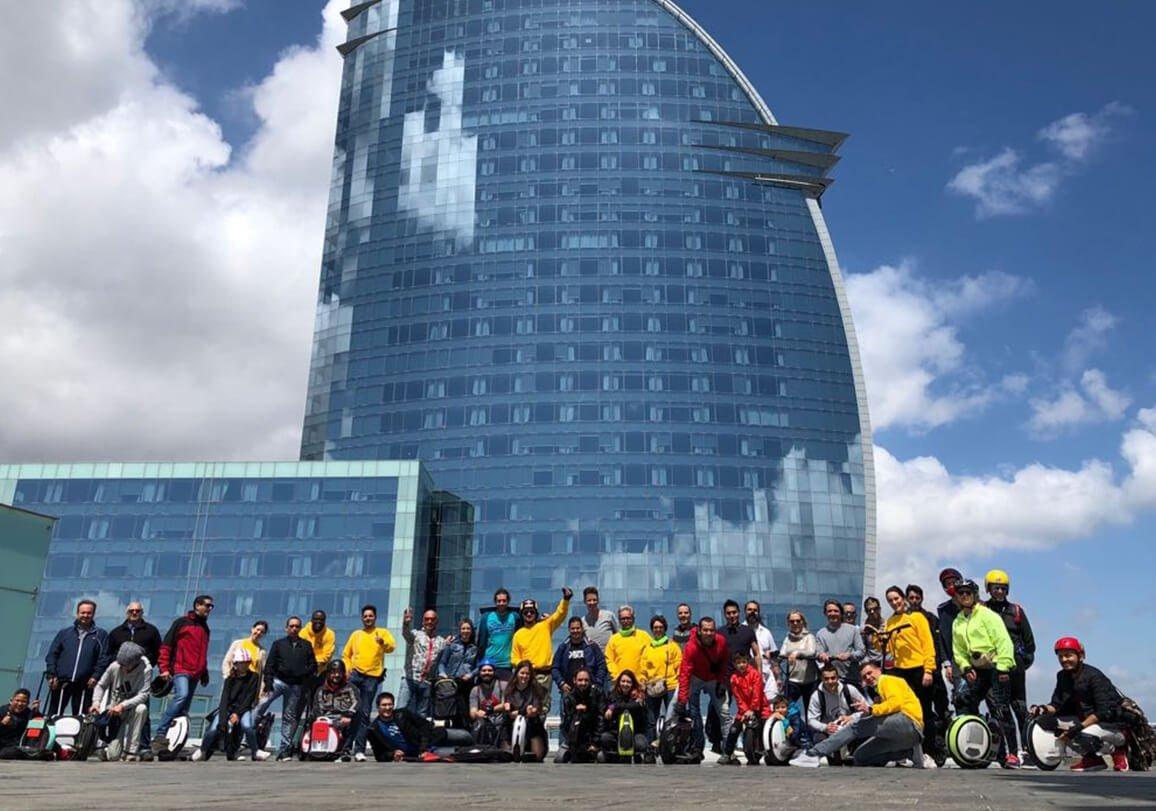 Movilidad eléctrica en Barcelona