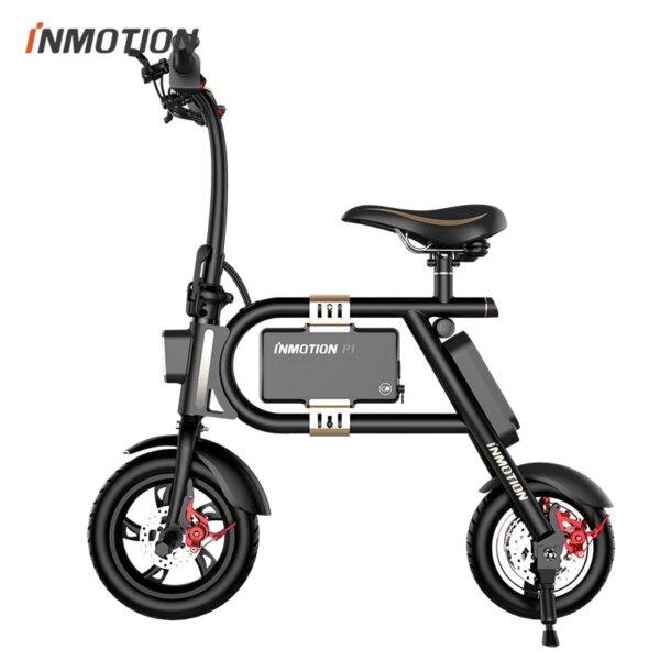 inmotion E bike P1 2