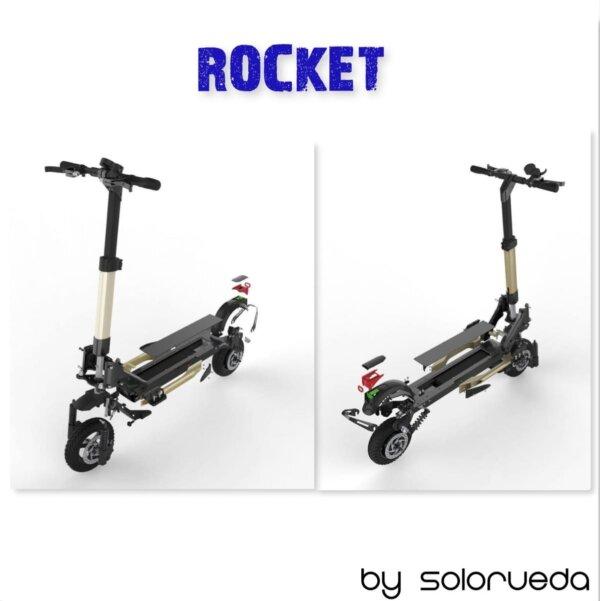 patinete electrico rocket 3