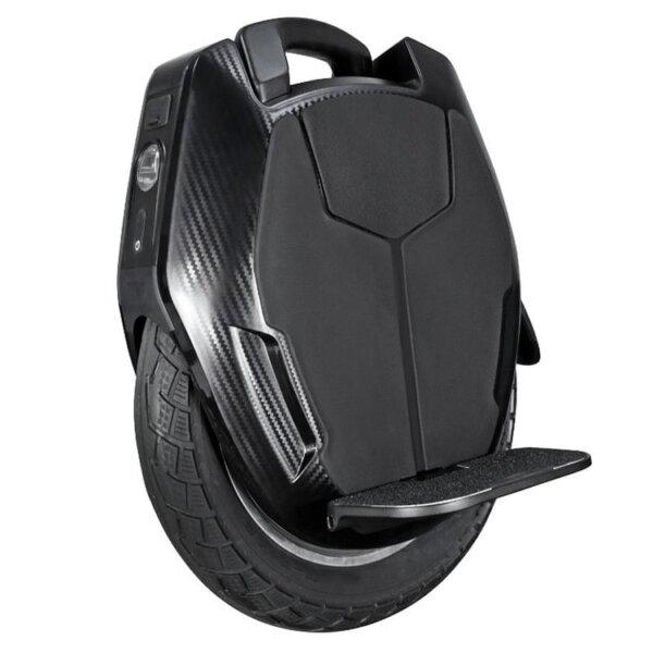 Monociclo eléctrico kingsong 16Χ troley delantera lateral - solorueda