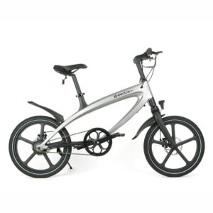 Bicicleta eléctrica ICe alfa lateral 3- Solorueda