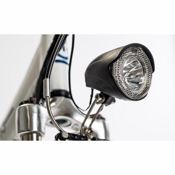 Bicicleta eléctrica ICe essens luz delantera- Solorueda