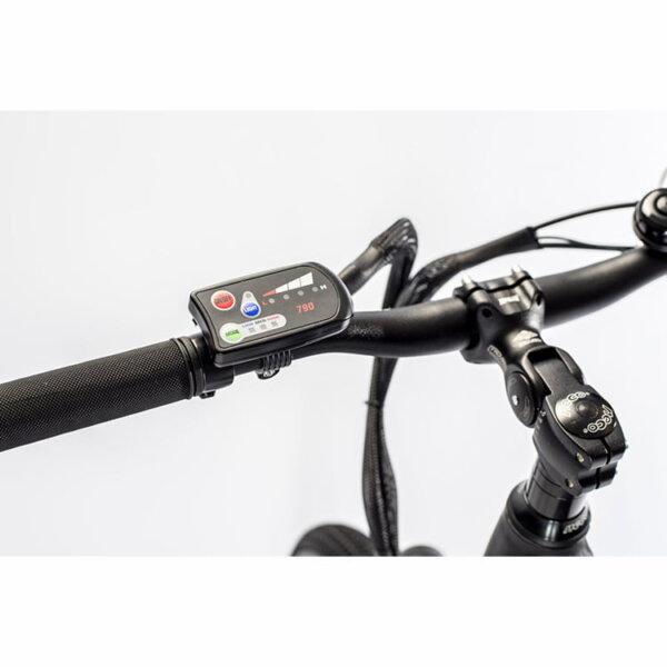 Bicicleta eléctrica ICe essens panel- Solorueda