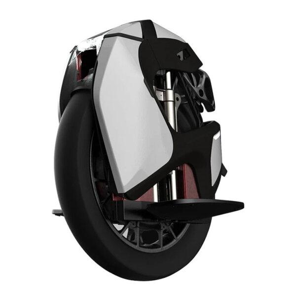 Monociclo eléctrico kingsong S18 delantera lateral - solorueda