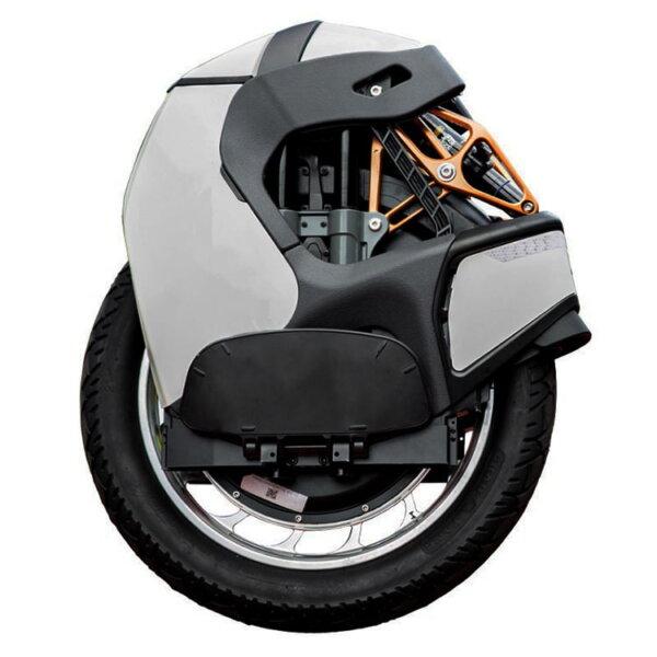 Monociclo eléctrico kingsong S18 lateral - solorueda