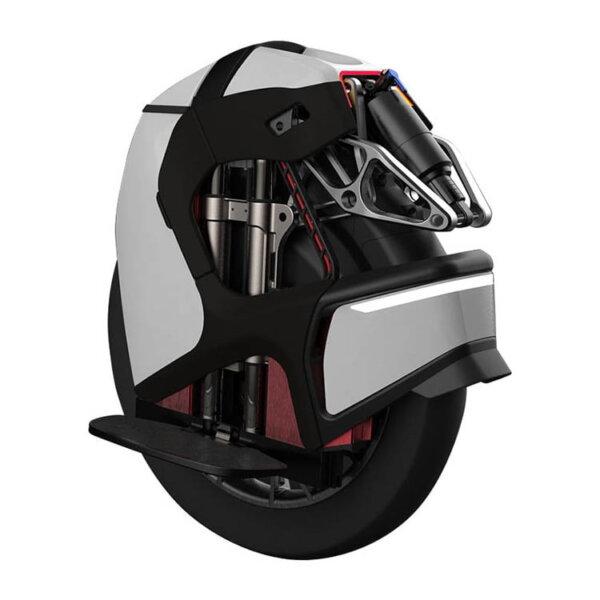 Monociclo eléctrico kingsong S18 trasera lateral - solorueda